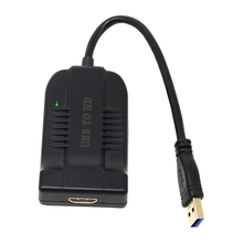 USB 3.0 に HDMI HD 1080P ビデオケーブルアダプタのコンバーターへの Pc のラップトップ
