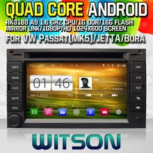 WITSON Android 4.4 CAR DVD Player for VW PASSAT B5/JETTA/Bora/Polo/GOLF/CITI GOLF GPS Car Stereo Radio Bluetooth mirror link
