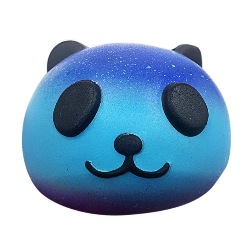 Starry Cute 10cm Panda Baby Cream Scented Squishy Slow Rising Skuishy Kids Toy    4.30