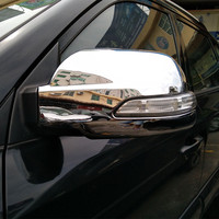 DOOR SIDE WING MIRROR CHROME COVER REAR VIEW For HYUNDAI TUCSON 2005 2006 2007 2008 2009 2010 2011 2012 2013