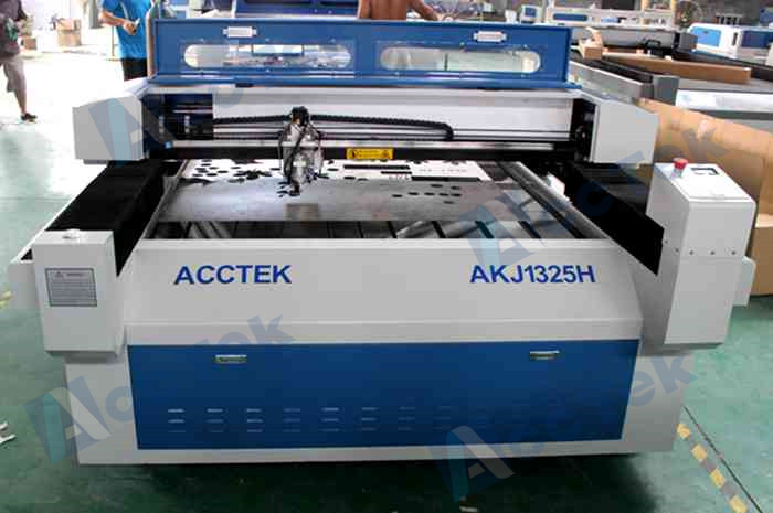 Follow Up System Stainless Steel And Non Metal Big Size Hot Co2 Laser Cutting Machine