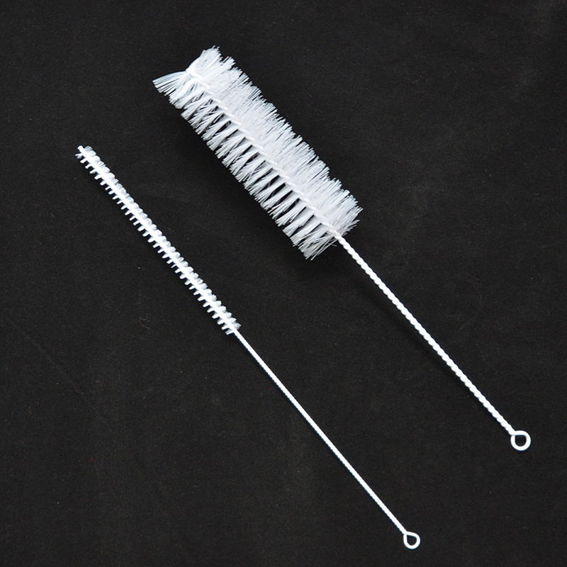 1 Set 35cm Brush For Shisha Hookah Cleaner With 2 Size Brushs Shisha Hookah Pipe Cleaners Accessories Cleaning Brushes