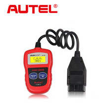Original Autel Auto Diagnostic Scan Autel AutoLink AL301 OBD II & CAN Code Reader Auto Link AL-301 Update Official Website