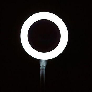 Dimmable Led Desk Lamp | Flexible Table Lamp Led Desk Lamp Foldable Eye Protection Dimmable Reading Lamp For Bedroom Led Light 3-Level Brightness