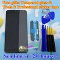 Высокое Качество Для Meizu M1 Note Сенсорный Экран Дигитайзер + ЖК-Дисплей для Meizu M1 Note Мобильный Телефон 1920*1080 Черный Цвет + Бесплатный инструменты