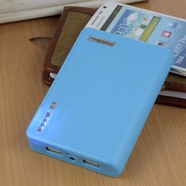 Banco Portable 10400 mah monedero banco de la energía para los teléfonos inteligentes