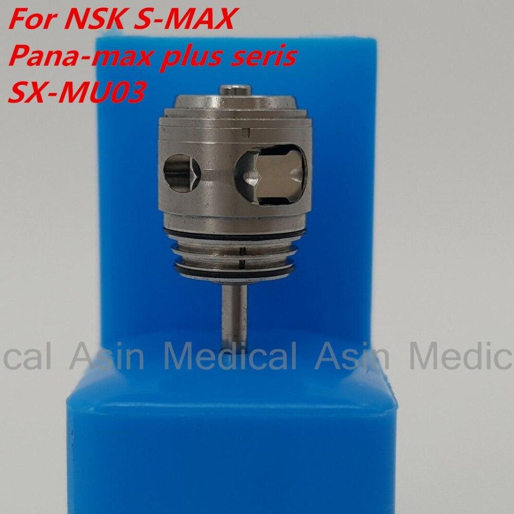 2 gab. X zobu kasetne S-MAX PANA-MAX PLUS M500L Dynal LED NSK roktura turbīna SX-MU03 mini galviņa
