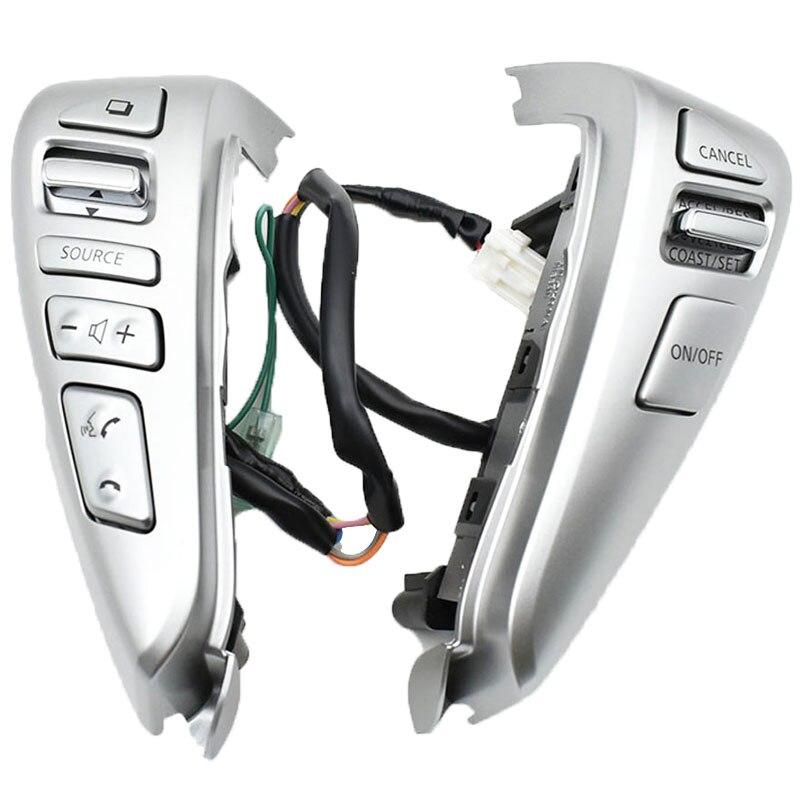 25550-3DA6A cache de volant Régulateur de vitesse Bluetooth Commutateurs 255503DA6A Pour NISSAN TIIDA SENTRA Livina SUNNY ALMERA