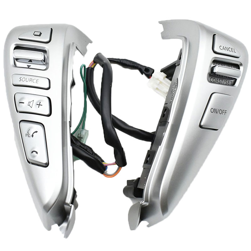 25550 3DA6A Steering Wheel Cruise Control Bluetooth Switches 255503DA6A For NISSAN TIIDA SENTRA SUNNY Livina ALMERA