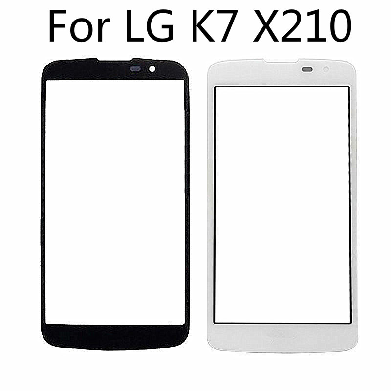 Сенсорный экран для LG K7 X210 X210DS Сенсорная панель 5,0