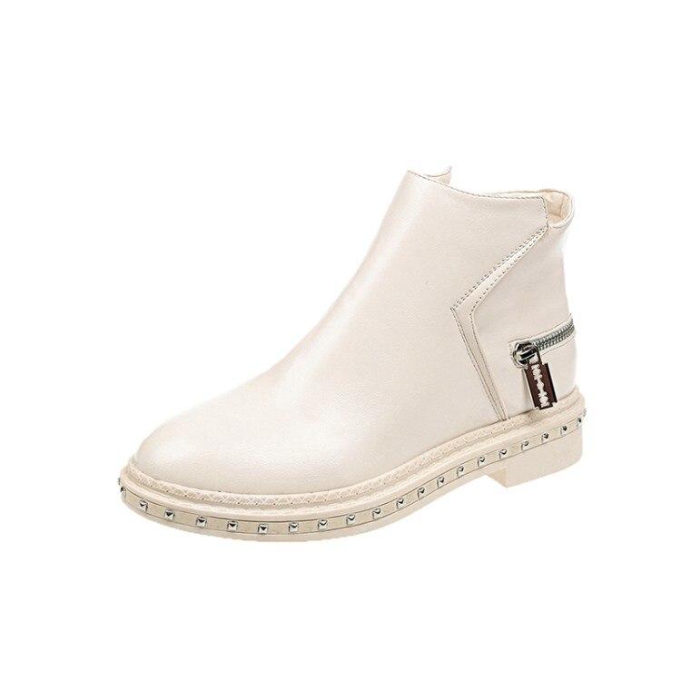 db93e2b8 Botines-mujer-2018-mujeres-planas-gged-mujeres-zapatos-damas-botas -de-caucho-para-mujer-botas-zapatos.jpg