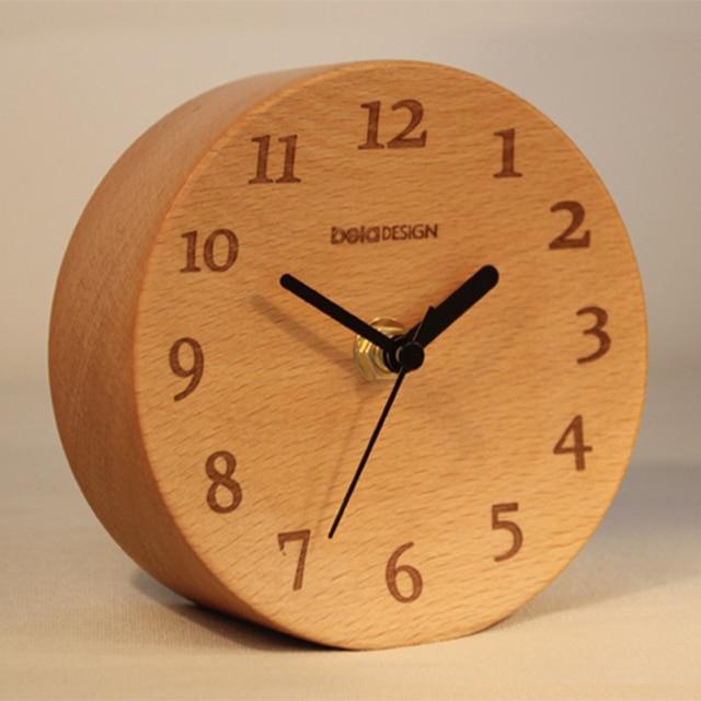 Superbe Beladesign Wooden Clock Modern Table Clock Table Brand Clock Wall Clock  Mechanism Wood Craft