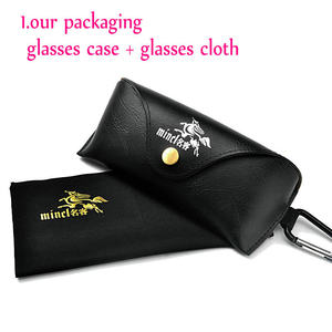 Image 2 - MINCL Womens Fashion Designer Cat glasses Frames with Metal Reading Glasses Women Anti fatigue Eyewear NX