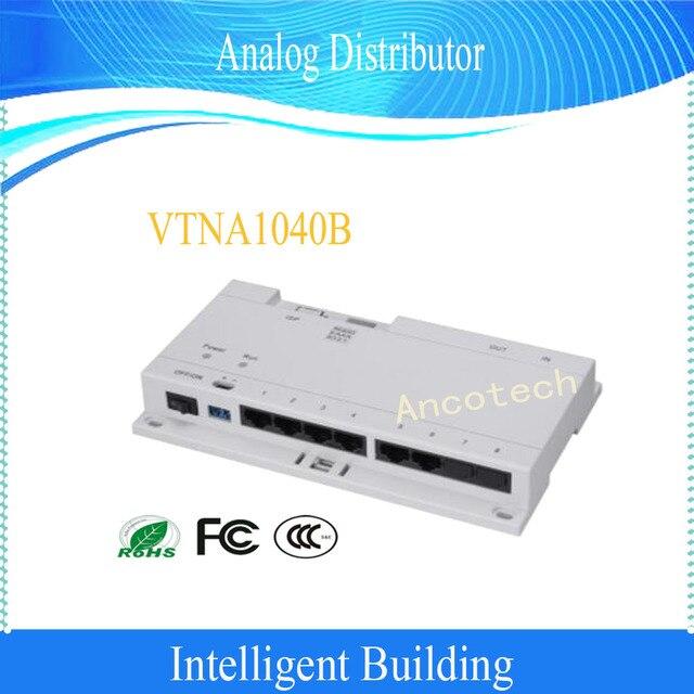 Free Shipping DAHUA 4-CH Unit Net Distributor without Logo VTNA1040B