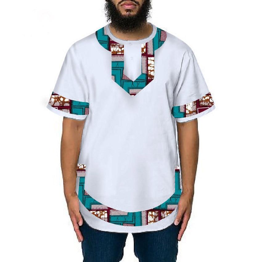 @El Hadj african shirt 1