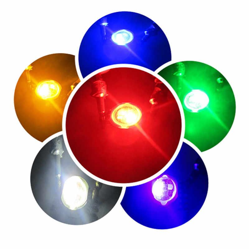 1 sztuk kolacja jasne 18 W RGBWYV światło sceniczne 45mil wszystkie kolor 12 pin dla 18 Watt czerwony zielony niebieski biały żółty fioletowy chip led