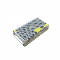 1X High quality led power supply 5V 40A LED switch power supply 110V/ 220V to 5V 200W free shipping