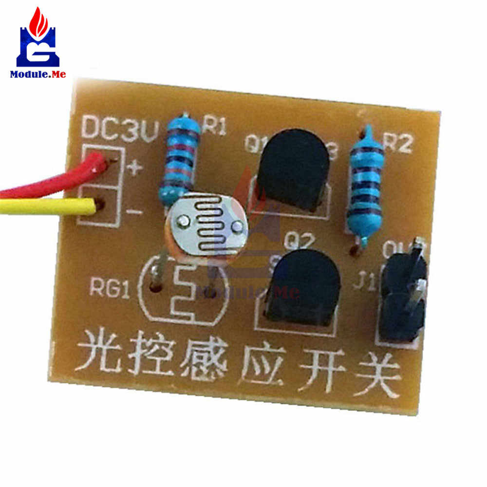 Detail Feedback Questions About Diy Light Control Sensor Switch Kit By The Photosensitive Resistor Of This Circuit Is A Diagram 5pcs Lot Controller Induction Kits Electronic Integrated