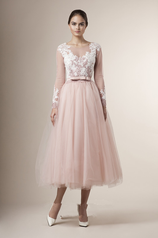 Compare Prices on Long Sleeve Junior Bridesmaid Dresses- Online ...