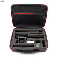 Storage Hard Bag Case For Zhiyun Smooth Q Handheld 3 Axis Gimbal DJI OSMO For GoPro