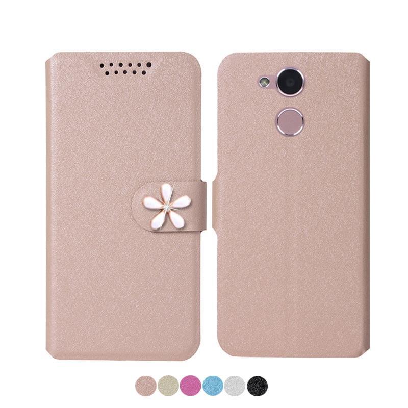 Flip Cas Pour Huawei Honor 6c Honor6c C6 Cas Mobile Téléphone Couverture en cuir Profiter 6 S Enjoy6S DIG-L21HN DIG-L01 CREUSER TL10 AL00 L21HN