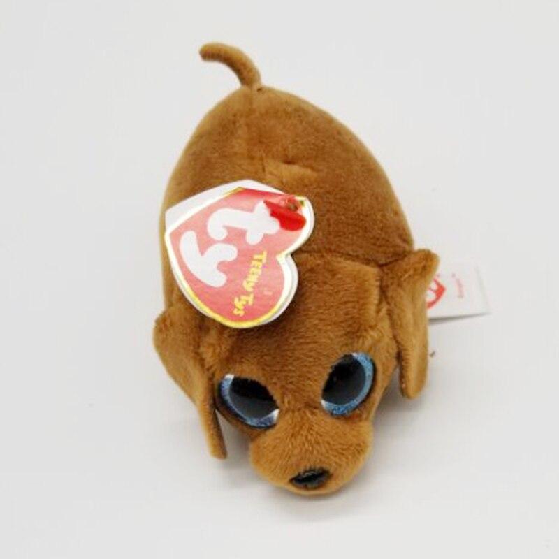 10 см оригинальный ty Шапочка Боос большие Средства ухода для век динозавра тигр собака карман ЦУМ конфеты чучела Куклы ty подарок для маленьк...