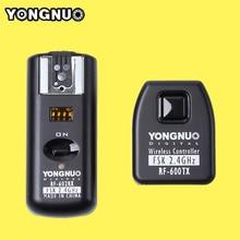 Yongnuo RF602 RF-602 C 2.4 ГГц Беспроводной Пульт Дистанционного Flash Триггера Приемопередатчик для Canon 1100d/1000d/600d/550d/500D/450D/400D