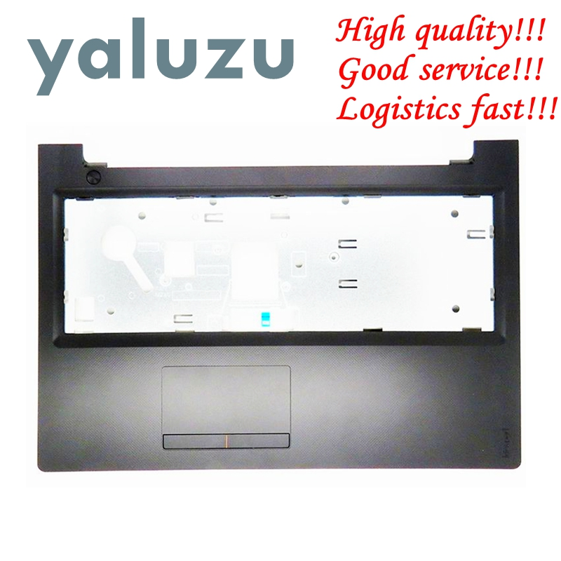 US $19 29 25% OFF|YALUZU NEW C shell top case For Lenovo Ideapad 300 15 300  15ISK 300 15IFI Palmrest cover Without Touchpad upper shell-in Laptop Bags