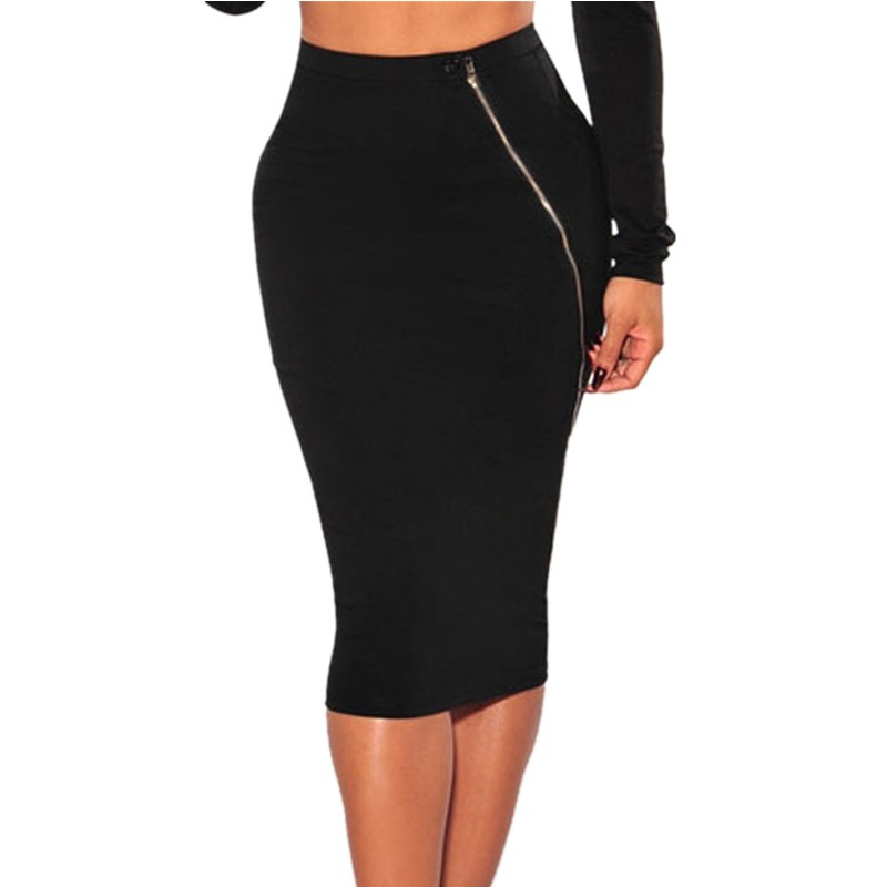 Popular Knee Length Pencil Skirt-Buy Cheap Knee Length Pencil ...