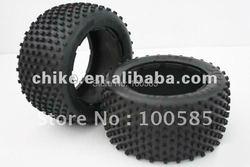 1/5 scale Baja 5B Dirt Tires x 2pcs/pair - Rear FOR HPI BAJA 5B SS