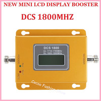 Band 3 FDD LTE 4G booster gain 55db DCS cell signal amplifer 4G mobile phone signal repeater DCS 1800Mhz cellular signal booster