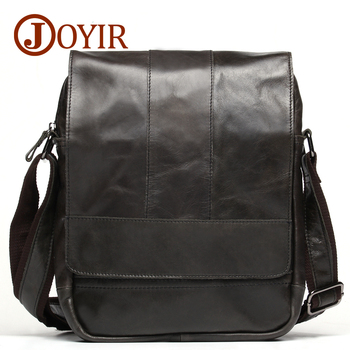 100% en cuir véritable hommes sacs de haute qualité sacs à bandoulière Messenger sacs rabat sac mâle sac à main