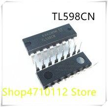 NEW 10PCS LOT TL598CN TL598 DIP 16 IC