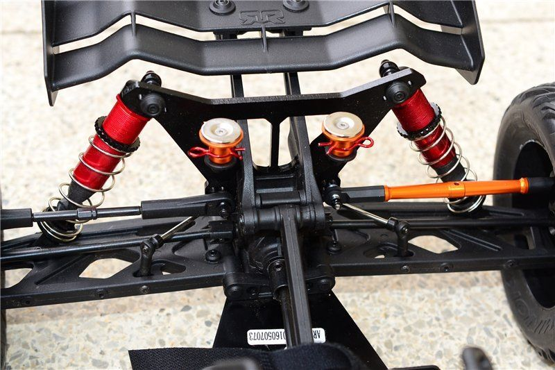 US $25 0 |GPM Racing RC Car Optional Aluminium Turnbuckles for Arrma  Kraton/Outcast 6S BLX-in Parts & Accessories from Toys & Hobbies on