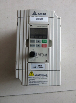 New Original Delta Frequency converter VFD004M23A One year warranty new original hc ufs73 motor with one year warranty