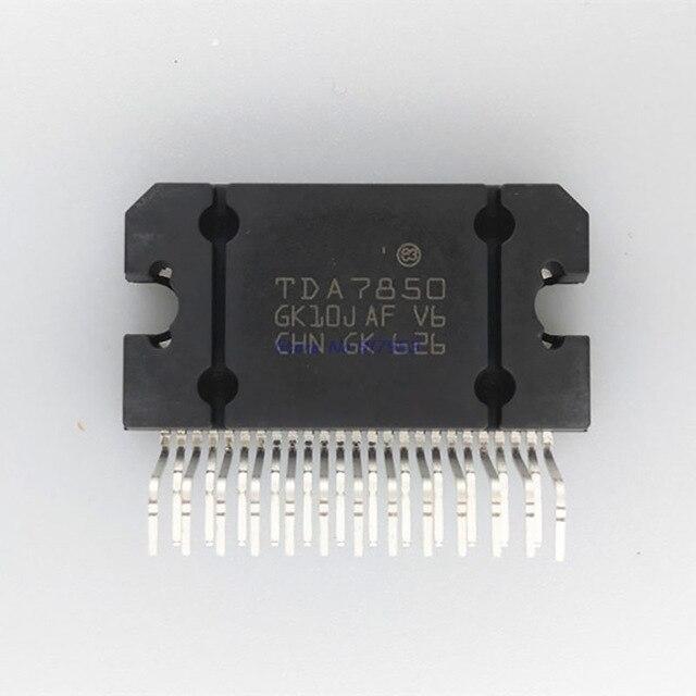 1pcs/lot TDA7850A TDA7850 ZIP-25   In Stock