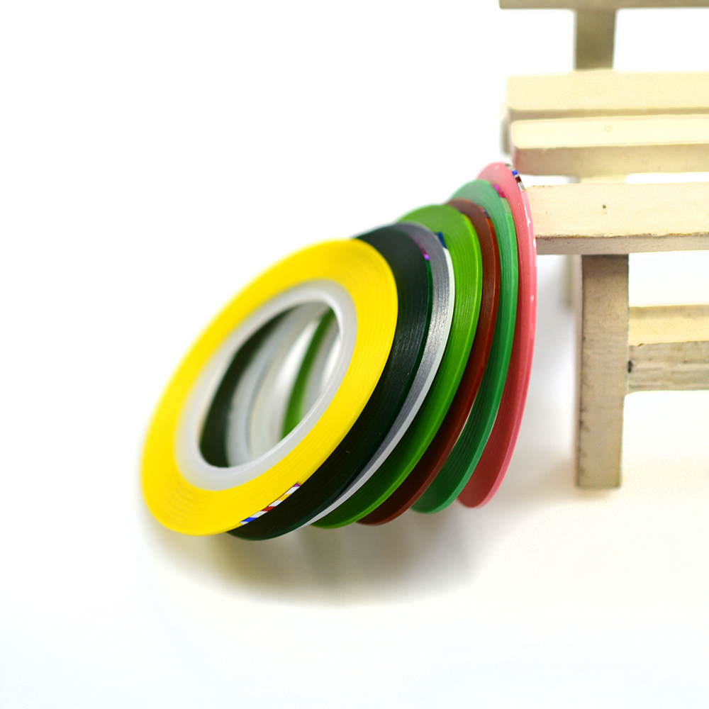 Aliexpress Multicolored Rolls Striping Tape Line Diy