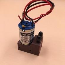 DG-10 small ink pump for Large format solvent printer Liyu Myjet Infinity Allwin Xuli liquid 3w 24v