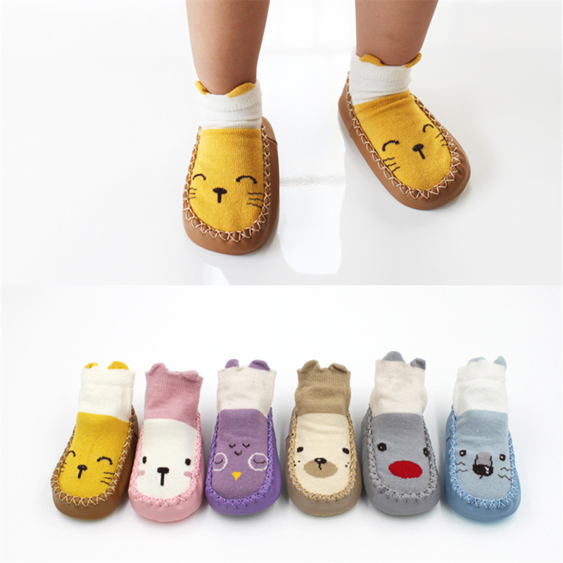 Baby Slipper and Socks anti-skid 18-24 months Autumn and Winter indoor