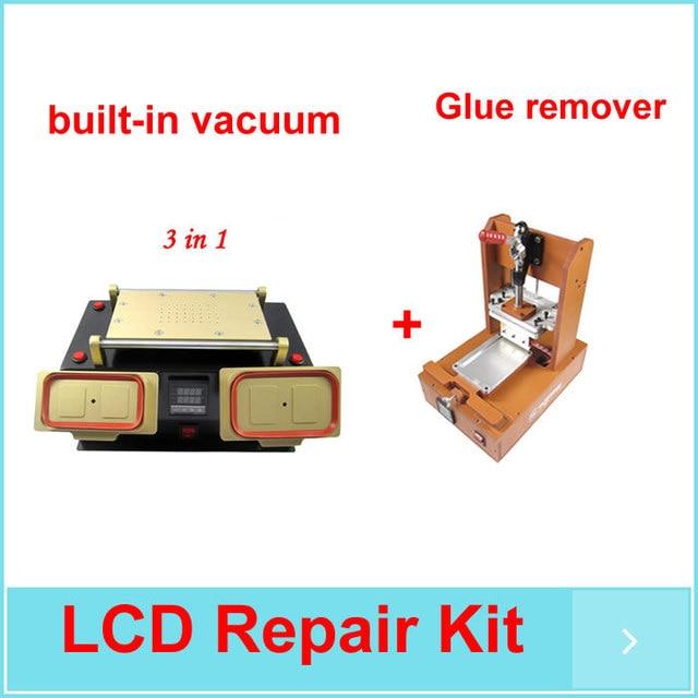 3 in 1 Multifunction Vacuum Bezel Middle Frame Separator Machine + ...