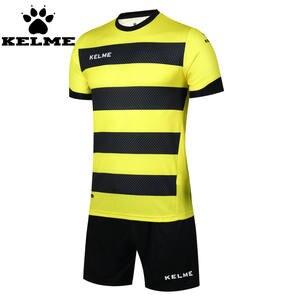 KELME Football Training Set 2016 Uniform 49 Men Soccer Jerseys Suit 9f8b4b59c