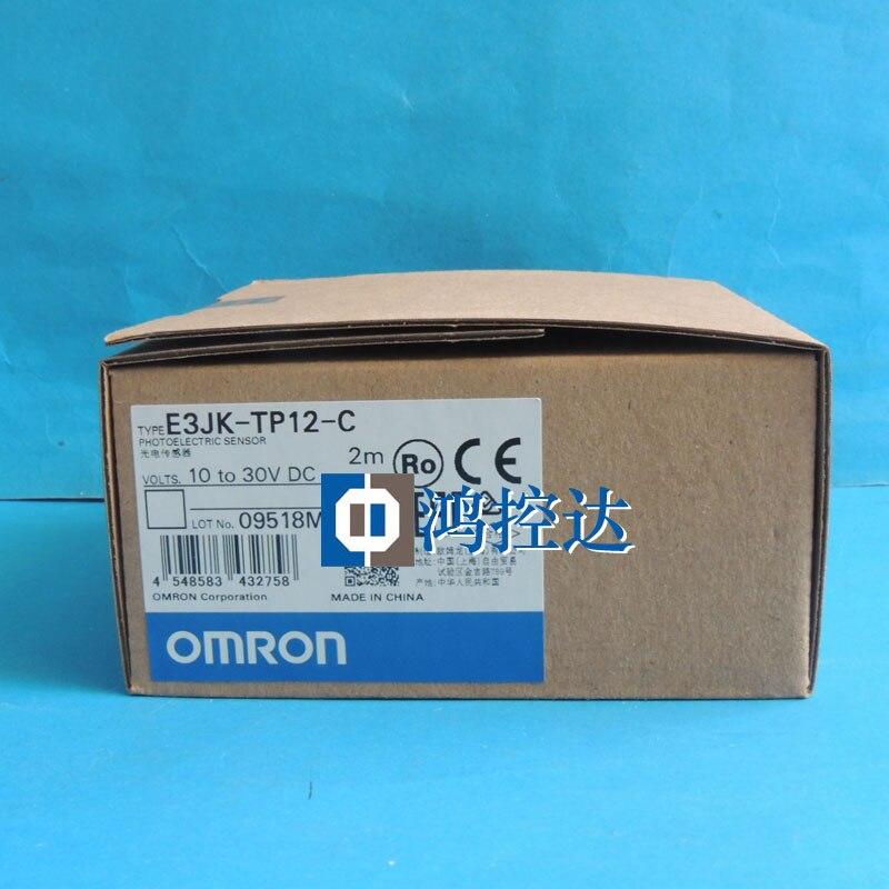 New original Optoelectronic switch E3JK-TP12-CNew original Optoelectronic switch E3JK-TP12-C