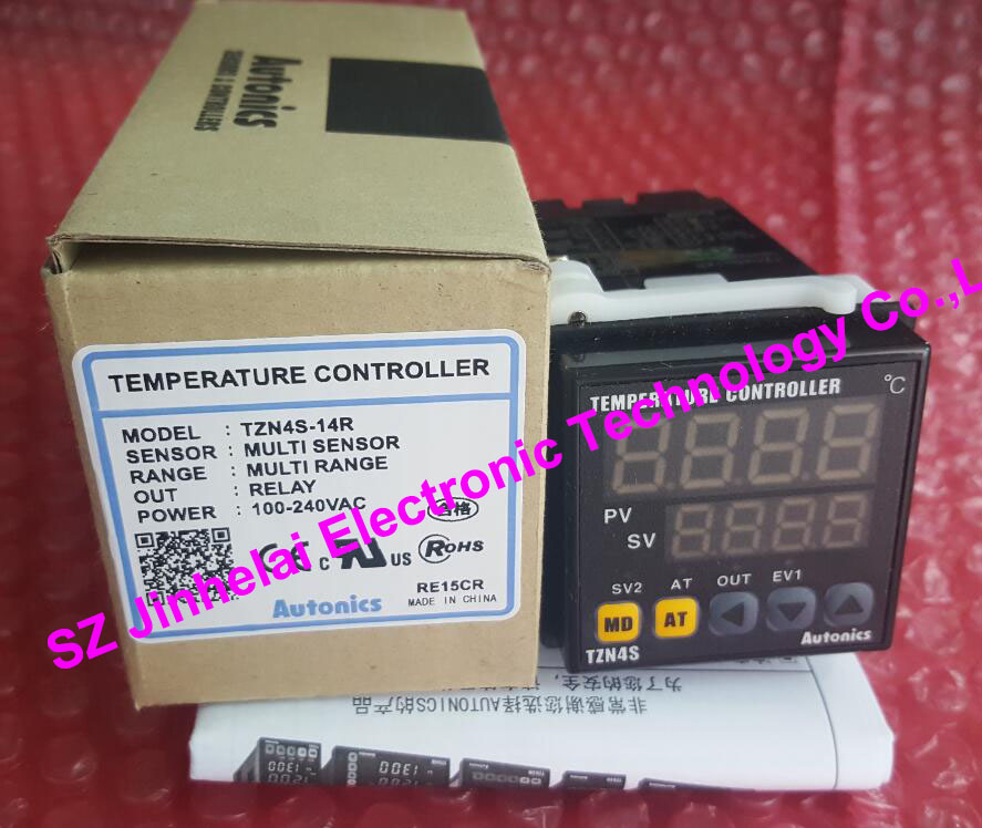 TZN4S-14R New and original AUTONICS Temperature controller 100-240VAC