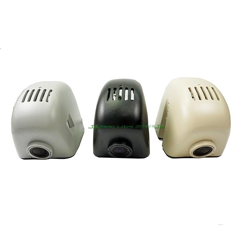 WiFi Voiture DVR Registrator DashCam Caméra Vidéo Enregistreur 1080 P 96658 IMX323 Fit pour Audi Voitures A1 A3 A4 A5 a6 Q3 Q5 Q7 2007-2012