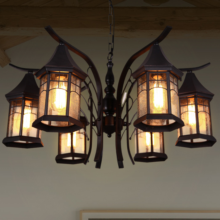 American country antique pendant lights fixture european pastoral american country antique pendant lights fixture european pastoral droplight home indoor lighting european industrial hang lamps aloadofball Image collections