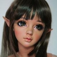 High Quality Empire doll 1/3 bjd Elf ears SD dolls to send