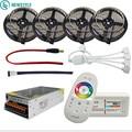 Newstyle LED Streifen 5050 RGB RGBW Führte Flexiblen Streifen Klebeband + RF 2,4G Fernbedienung + 12 V Power adapter Kit