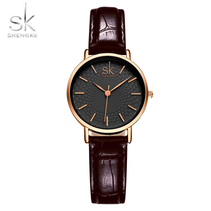 Shengke Brand Luxury Women Watches Fashi