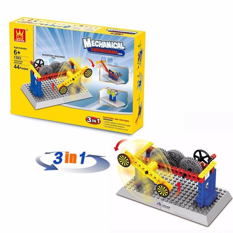 Inženjer strojarstva Građevinski blokovi Nastavna pomagala Igračke - Izgradnja igračke - Foto 3