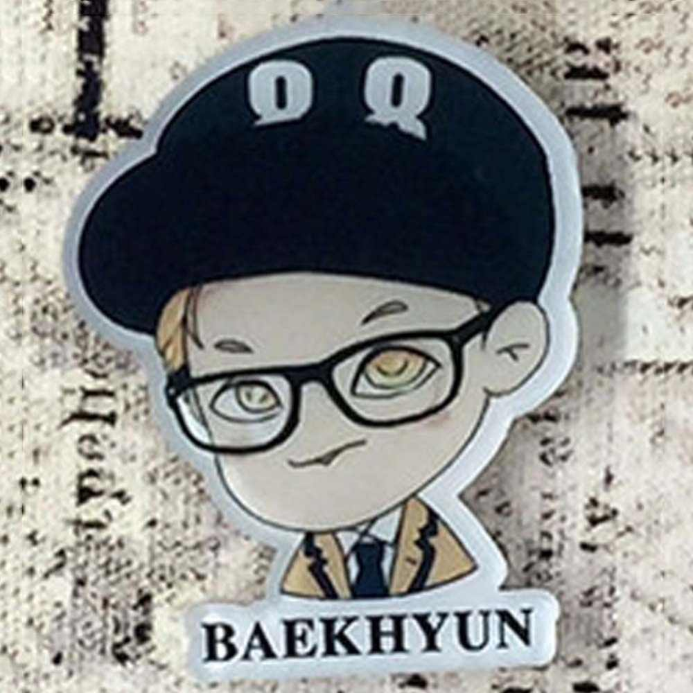 Detail Feedback Questions About Exo 12 Members Brooch Chensuhokai